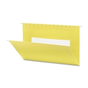 Smead Hanging File Folder with Interior Pocket 64491