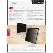 3M PF322W Framed Privacy Filter for Widescreen Desktop LCD/CRT Monitor