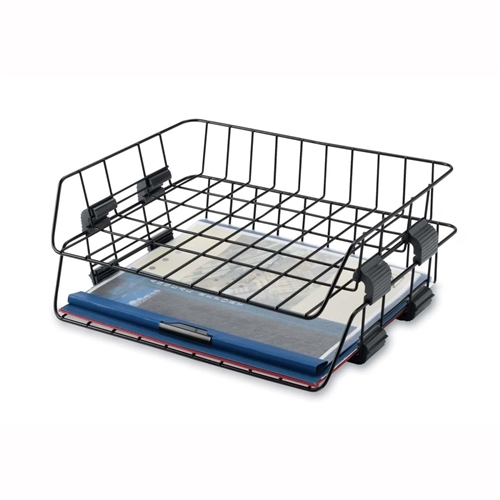 Sparco Products Sparco Wire Letter Size Desk Tray