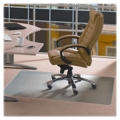 Floortex Ecotex Recycled Rectangle Low Pile Chairmat