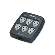 Fellowes, Inc Fellowes 6 Outlet Surge Suppressor