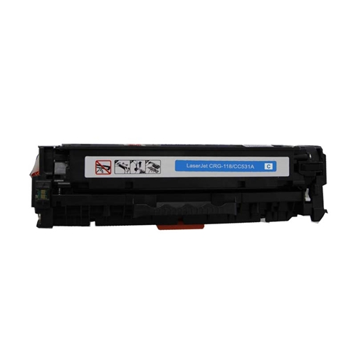 Canon Compatible 118 Cyan Toner Cartridge