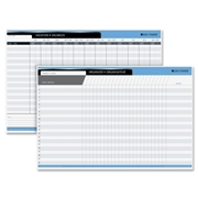 ACCO Brands Corporation Quartet Double Sided Multipurpose Planner