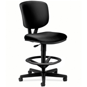 The HON Company HON Volt Leather Task Stool
