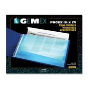 Gemex, Inc Gemex Pagex Sheet Protector