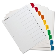 Sparco Products Sparco Color Coded Indexing System
