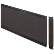 Lorell Desktop Panel System Fabric Panel