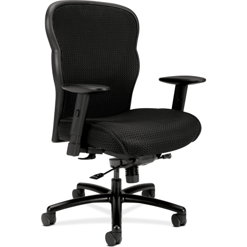 The HON Company Basyx by HON VL705 Mesh High-Back Chair