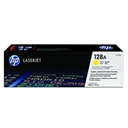HP OEM 128A Y (CE322A) Toner Cartridge