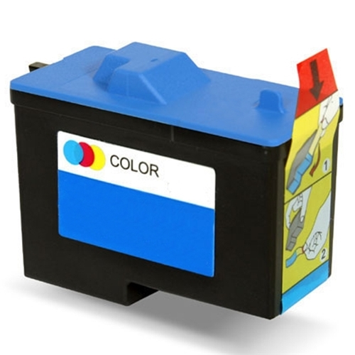 Dell 7Y745 C compatible Ink Cartridge