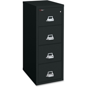 FireKing Security Group FireKing Insulated Four-Drawer Vertical File