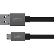 Emtec International EMTEC Micro-USB/USB Data Transfer Cable