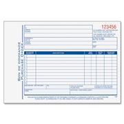 TOPS Products Adams Purchase Order Form
