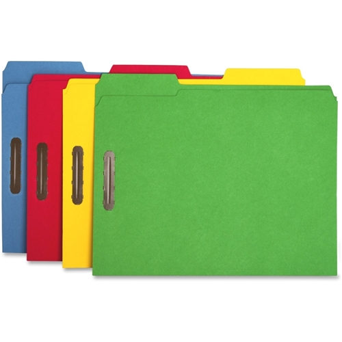 Sparco Top-tab File Folder