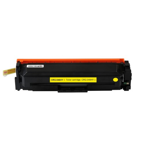 Canon Compatible 046H Yellow High Yield Toner Cartridge