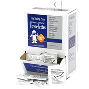 The Safety Zone Safety Zone Lens Cleaning Towelettes
