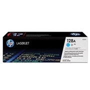 HP OEM 128A C (CE321A) Toner Cartridge