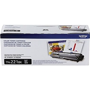 Brother OEM TN221 BK (TN-221) Toner Cartridge