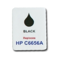 HP 56 Labels
