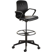 Safco Products Safco Shell Extended-Height Chair