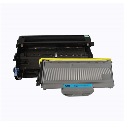 Brother Compatible TN-360 / DR-360 Combo Pack Toner Cartridge