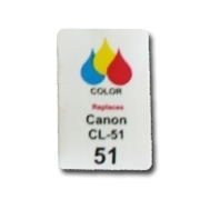 Canon CL-51 Labels