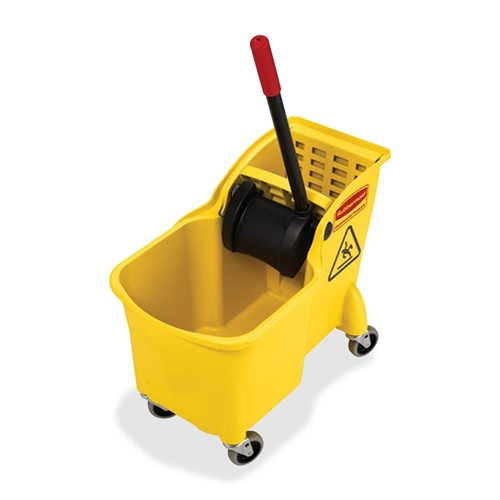 Newell Rubbermaid, Inc Rubbermaid Tandem Bucket and Wringer Combo