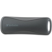Verbatim America, LLC Verbatim SD/Memory Stick Pocket Card Reader, USB 2.0 - Graphite