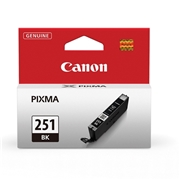 Canon CLI-251 BK OEM Ink Cartridge