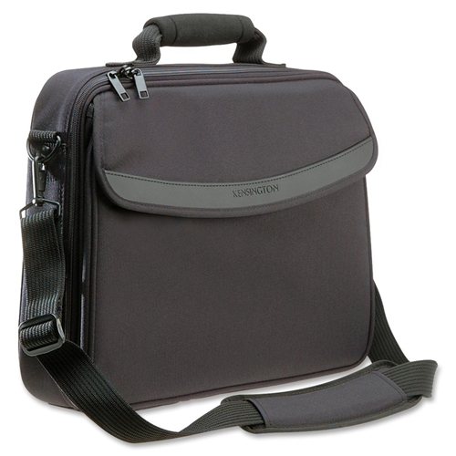"ACCO Brands Corporation Kensington Carrying Case for 14.1"" Notebook, Accessories - Black"