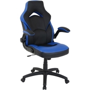 Lorell Bucket Seat High-back Gaming Chair