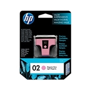 HP #02 PM (C8775WN#140) OEM Ink Cartridge