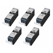 Canon PGI-220 BK 5pk compatible Ink Cartridge