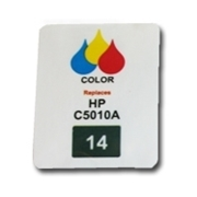 14 Color Labels