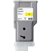 Canon PFI-207 Yellow OEM Ink Cartridge