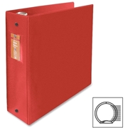 Wilson Jones Standard Round Ring Vinyl Binder