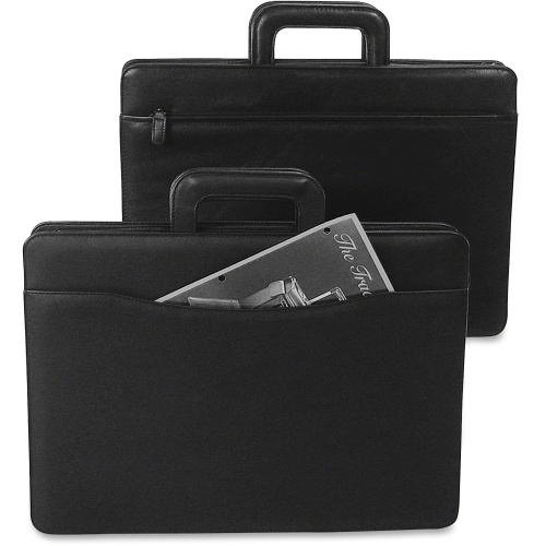 Bond Street, Ltd Stebco Carrying Case (Briefcase) for Document, Accessories - Black