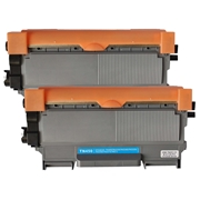 Brother Compatible TN-450 2pk Toner Cartridge