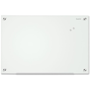ACCO Brands Corporation Quartet Infinity Magnetic Glass Dry-Erase Board, White, 2' x 1.5'