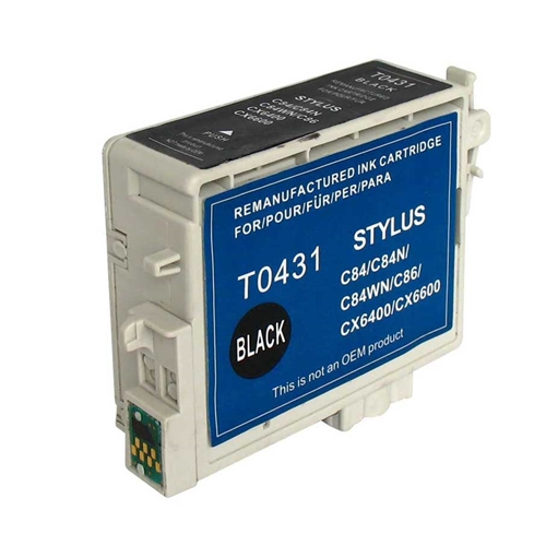 Epson T0431 B (HY) compatible Ink Cartridge