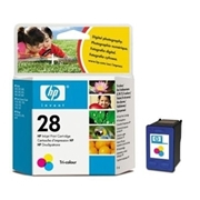 HP #28 (C8728A) OEM Ink Cartridge