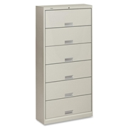 HON 600 Series Shelf File Cabinet