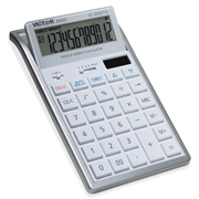 Victor Technology, LLC Victor 12-Digit Check and Correct Desk Calculator