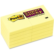 3M Post-it Super Sticky Notes