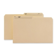 Smead Manufacturing Company Smead Reversible Heavyweight File Folder 15445
