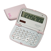 Victor Technology, LLC Victor 9099 Pink Breast Cancer Awareness Calculator