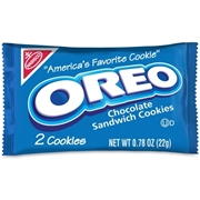 Unisource Worldwide, Inc Oreo Chocolate Sandwich Cookie 2-Packs