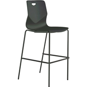 Heartwood Manufacturing Heartwood Zuma Bar Height Stacking Chairs - 4/CT