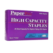 Accentra, Inc PaperPro Staples