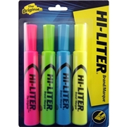 Avery Hi-Liter Desk Style Highlighter